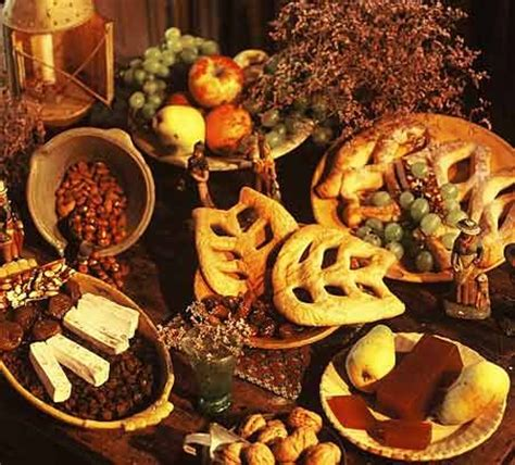 les treize desserts du no 235 l provencal ecriplume