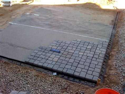 budget diy small patio my diy paver patio on the cheap