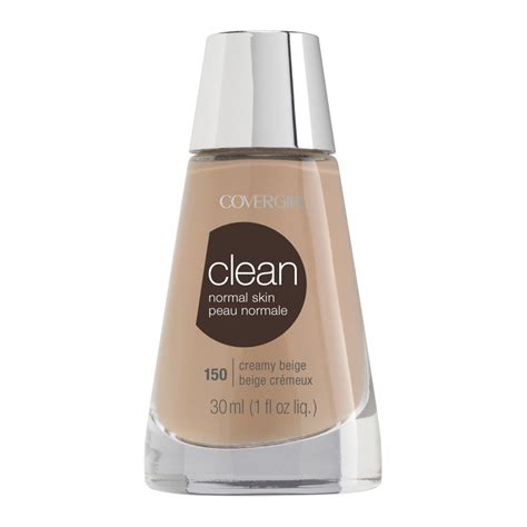 Covergirl Clean Normal Skin Foundation Review