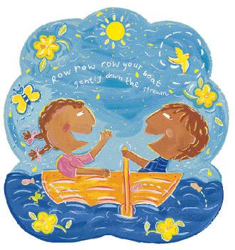 Row Row Row Your Boat Video Song Free Download by Row Row Row Your Boat Kids Video Song With Free Lyrics
