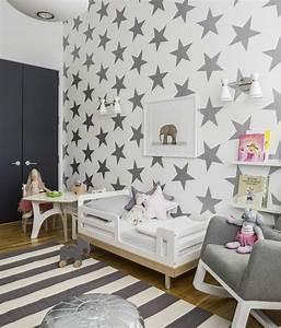 Tapeten Für Babyzimmer : tapeten f r kinderzimmer ideen von den kleinen inspiriert ~ Markanthonyermac.com Haus und Dekorationen