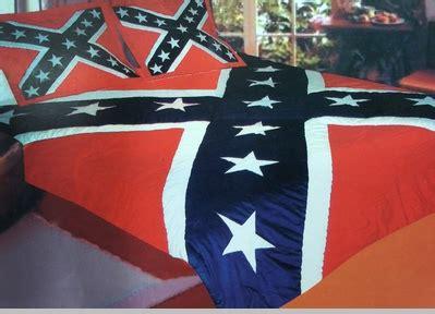 confederate rebel flag king comforter set 90x100 quot