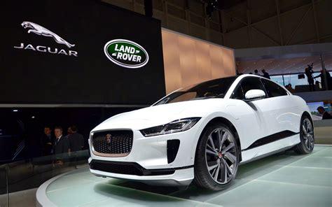 2019 Jaguar Ipace  394 Hp, 386 Km  The Car Guide
