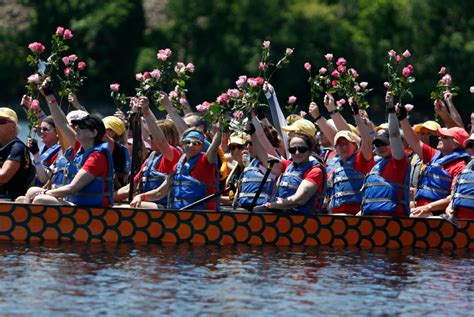 Springfield Dragon Boat Festival by Cancer Survivors Find Community On River