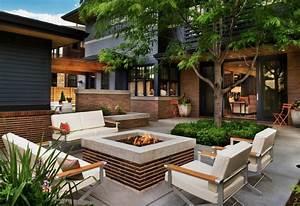 Gartenmöbel Modern Design : gartenm bel design 33 ideen f r den perfekten au enbereich im sommer ~ Markanthonyermac.com Haus und Dekorationen
