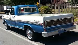 1971 ford f100 ranger xlt