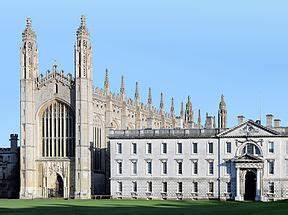 King's College, Cambridge - Wikipedia