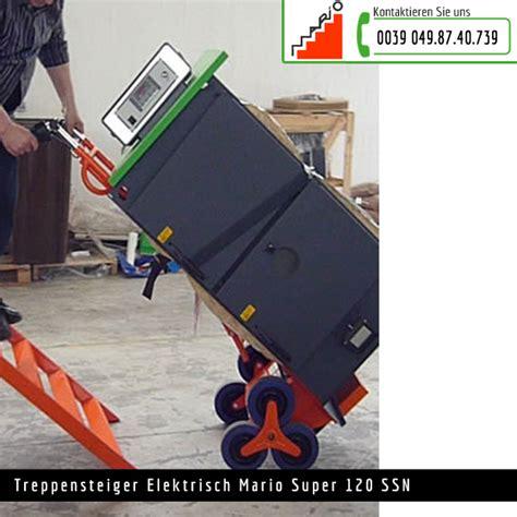 Elektrisch mario super rd120ssnMario Treppensteiger