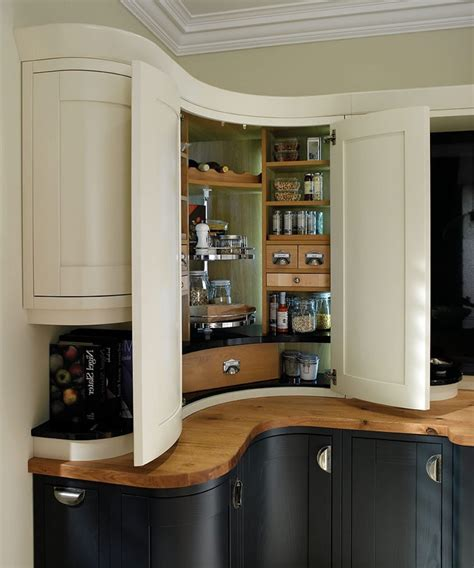 brilliant corner kitchen pantry cabinet inspirations for