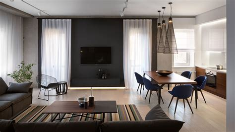 Minimalist Apartment : Elegant, Minimalist Apartment In Dnepropetrovsk, Ukraine