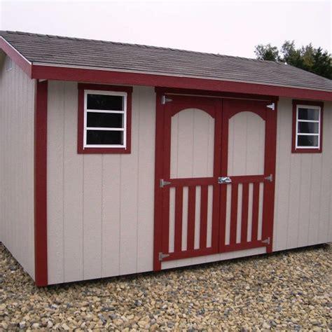 sturdi bilt portable storage sheds barns enid
