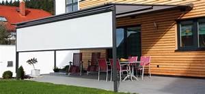 Sonnenschutz Für Terrasse : senkrechtmarkisen von rolloscout sind funktional und dezent rolloscout internetshop ug ~ Markanthonyermac.com Haus und Dekorationen