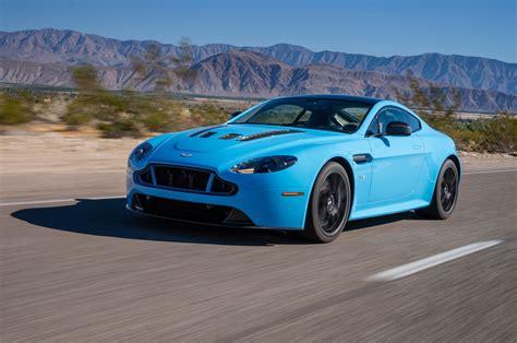 2015 Aston Martin V12 Vantage S First Drive