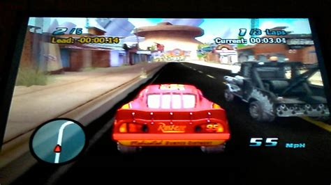 Cars Playstation 2 Dj's Gamebox Youtube
