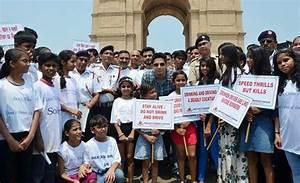 Sidharth Malhotra appeals to Delhi residents to make roads ...