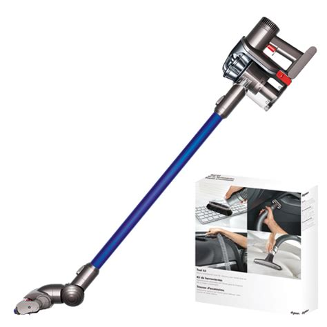 dyson animal stick vacuum with cordless tool kit dc45an