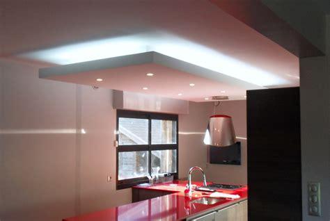 eclairage plafond cuisine obasinc
