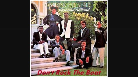 Don T Rock The Boat Midnight Star by Midnight Star Don T Rock The Boat 1988 Hqsound Youtube
