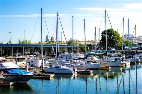 Boats And Harbors Online by Decatur Alabama Small Boat Harbor Photograph By Kathy Clark