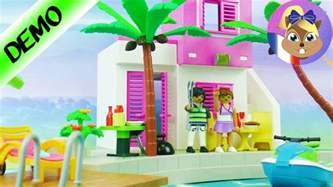 maison de vacances de luxe playmobil villa de luxe au bord de la mer jeux pour enfants