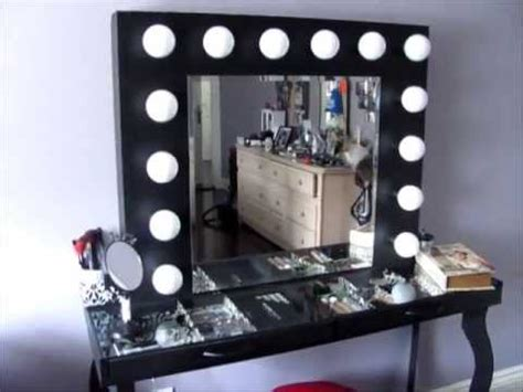 diy style vanity mini tour what i used to