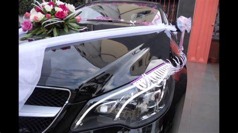 d 233 coration voiture de mariage inoubliable