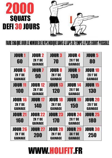 d 233 fi 30 jours 2000 squats holifit coach sportif hiit conseil musculation programme