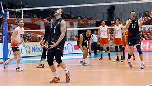 Canadian men's volleyball team qualifies for Olympics ...