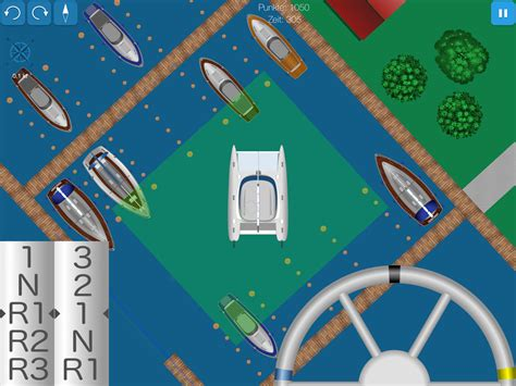Boat Docking Simulator Ipad by Train Docking A Boat With The Hafenskipper App Home