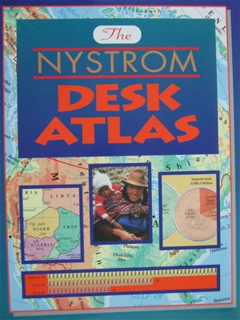 Nystrom Desk Atlas Free by Nystrom K 12 Quality Used Textbooks Textbooks