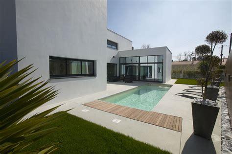 davaus net maison bois moderne toit plat avec des id 233 es int 233 ressantes pour la conception de