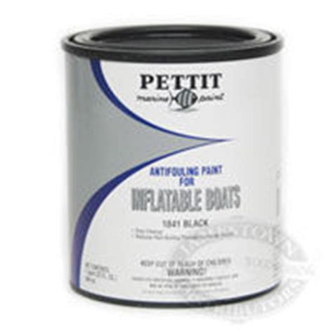 Inflatable Boat Antifouling Paint by Pettit Inflatable Boat Paint
