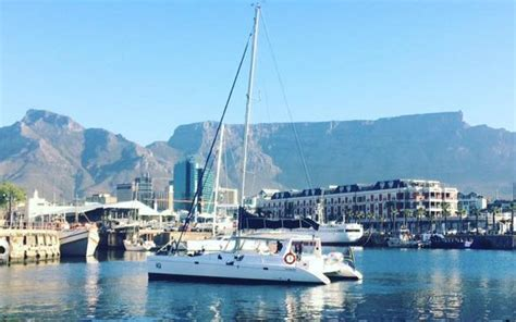 Catamaran And Cape Town by Iq 1 Hour Table Bay Cruise Cape Town Luxury Yacht Charters