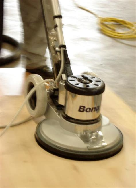 Hardwood Floor Polisher Buffer by Bona Bona Flexisand Dcs Buffer With Foldable Handle Each