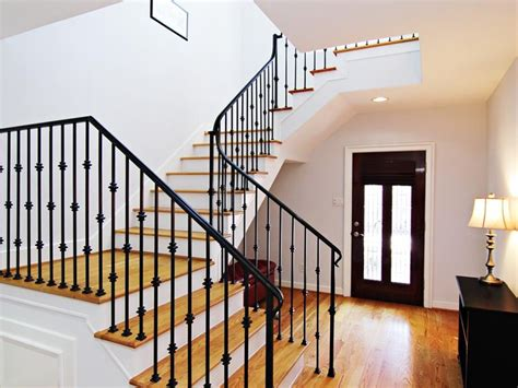 Home Stair : Best Minimalist Home Stairs Design Types