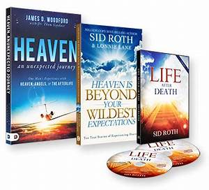 The Heaven Package (2 Books & 2-CD Set) by Jim Woodford ...