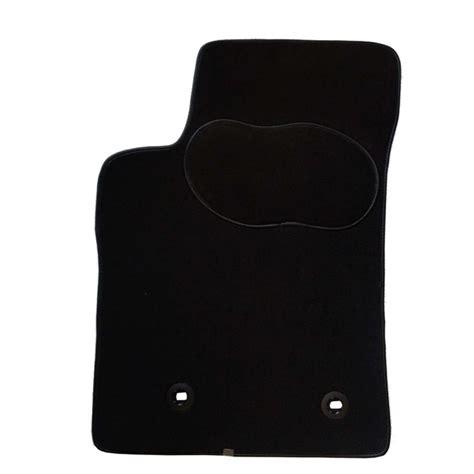1 tapis voiture sur mesure noir en moquette norauto premium norauto fr