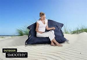 Outdoor Sitzsack Xxl : sitzsack outdoor supreme in mitternachts blau ~ Markanthonyermac.com Haus und Dekorationen