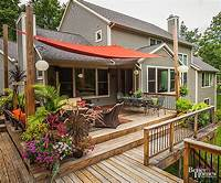 deck shade ideas Shade Solutions for Outdoor Rooms