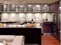glass kitchen cabinets Glass Kitchen Cabinet Doors: Pictures, Options, Tips ...