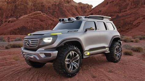 Off-road For The Future.