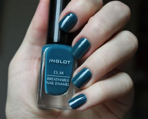 Halal Breathable Nail Polish Inglot O2m