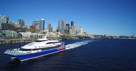 Ferry Boat From Seattle To Victoria by Victoria Clipper Frequently Asked Questions