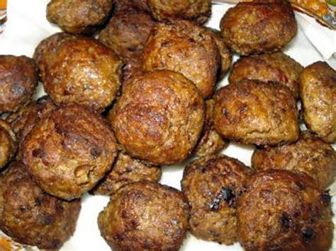recette de boulettes de viande 224 la sauce tomate