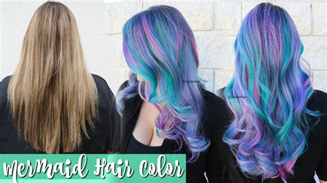 Mermaid Hair Color Transformation ★ Thick Straight Hairstyles For Guys Medium Length With Side Fringe Simple Short Hair College 1920 S Long Pictures Prom Down Dos Bob Wavy Brown Woman Pics Of Curly