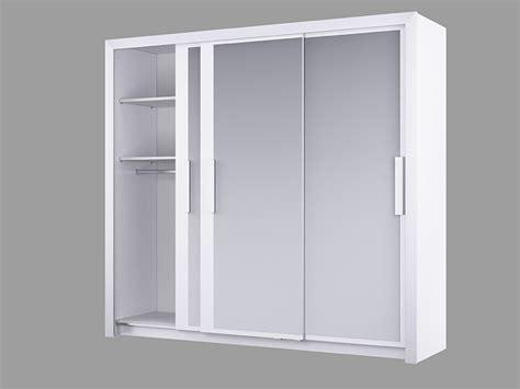 Armoire 3 Portes Perfect Blanc