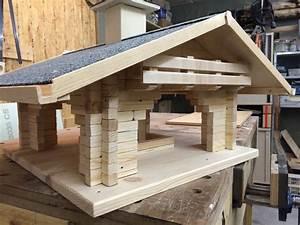 Vogelhäuschen Bauen Anleitung : vogelhaus fly in bauanleitung zum selber bauen alpenjodel s projekte pinterest ~ Markanthonyermac.com Haus und Dekorationen