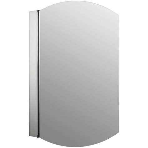 kohler archer 20 in x 31 in recessed or surface mount