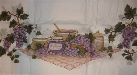 anns home decor and more grapes grape clusters jam