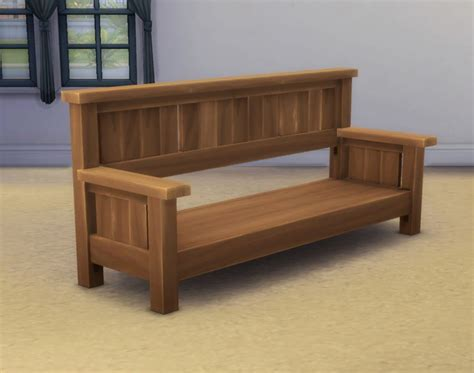 my sims 4 the day bed frame by plasticbox